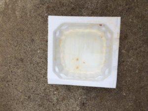 納豆の空き箱